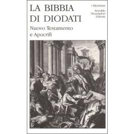 Giovanni Diodati - LA SACRA BIBBIA Vol.3 Nuovo Testamento