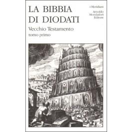 Giovanni Diodati - LA SACRA BIBBIA Vol.1 Vecchio Testamento