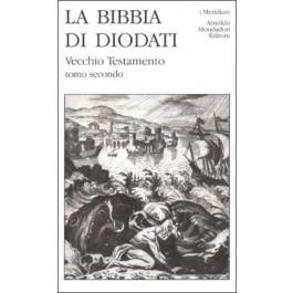 Giovanni Diodati - LA SACRA BIBBIA Vol.2 Vecchio Testamento