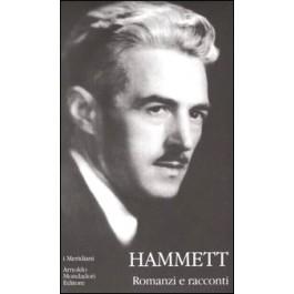 Dashiell Hammett - ROMANZI E RACCONTI