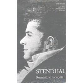 Stendhal - ROMANZI E RACCONTI Vol.3