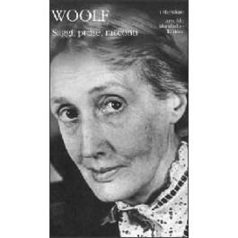 Virginia Woolf - SAGGI, PROSE, RACCONTI