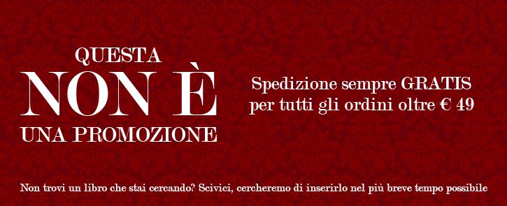 15% di sconto e spedizione gratis. Libreria Gaspari