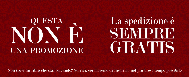 Spedizione gratis. Libreria Gaspari